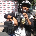 Female Singer Challenges Rapper to A MC Battle at Atlanta Hip Hop Day and Watch What Happens Next