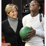 Katie Couric Goes For Round 2 With Rapper Lil Wayne