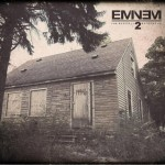 Eminem leaks The Marshall Mathers LP2; stream and tracklisting