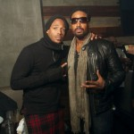 Photo Alert: Shawn & Marlon Wayans at  Hennessy V.S. Event