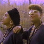 Throwback video: Queen Latifah feat. Monie Love – 'Ladies First'