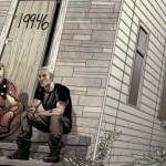 "Eminem Links Up With Iron Man & Marvel Comics For ""Mighty Avengers"" Cover"