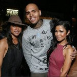 Photo Alert: Jhene Aiko's EP Release Event In Hollywood with Chris Brown, Karrueche Tran, Stally and more