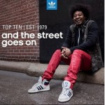 New Fashion Alert: Danny Brown stars in the Adidas Top 10 Campaign