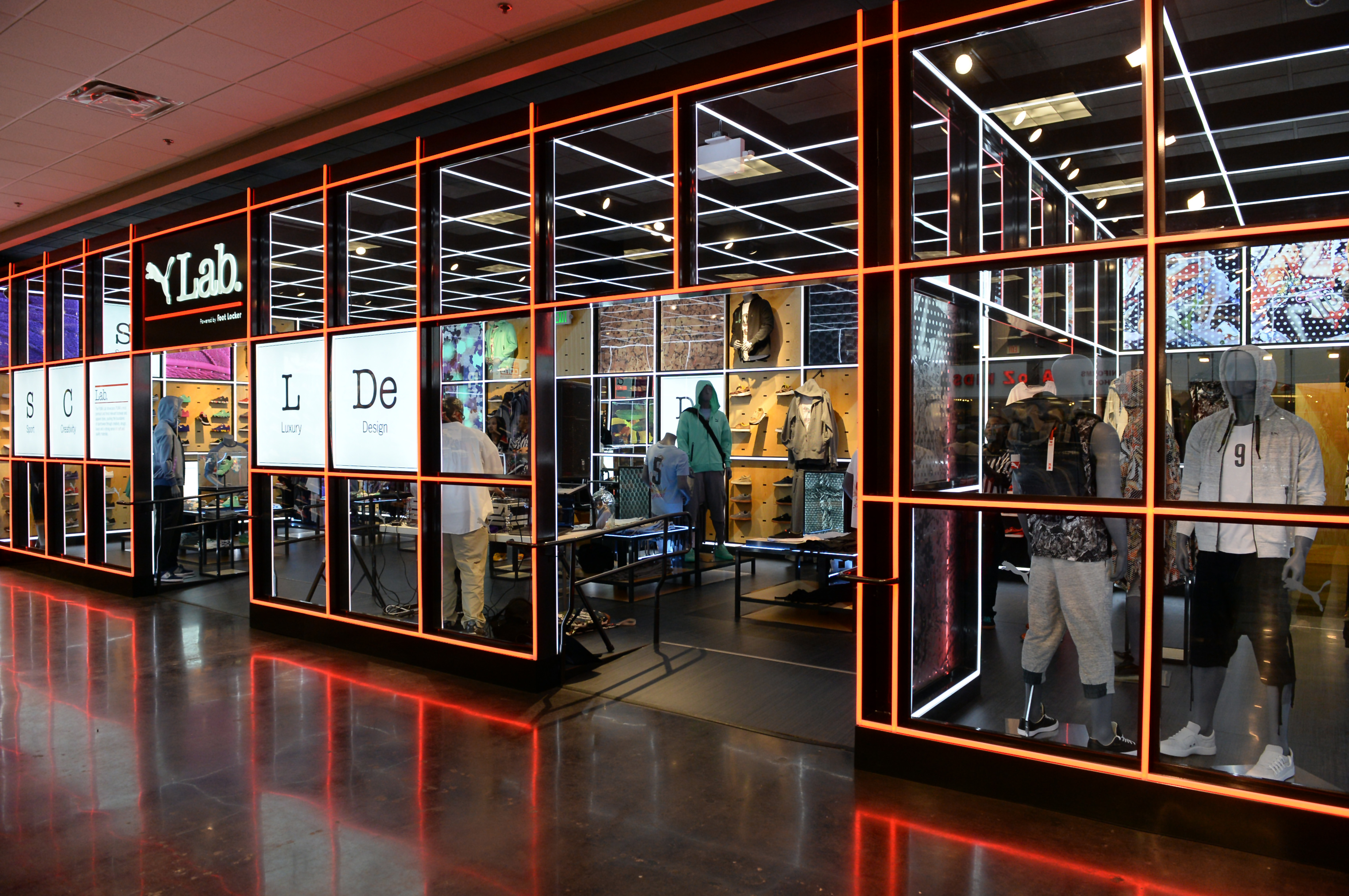 bc50aae56e35 PUMA And Foot Locker Unveil THE PUMA Lab Powered By Foot Locker ...