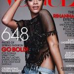 New Fashion Alert: Rihanna Covers Vogue A Third Time