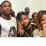 Meek Mill Hosts Supperclub Tuesday In LA With Christina Milian, Desean Jackson, Young Berg, Teyana Taylor & More