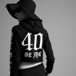 New Fashion Alert: 40 OZ X Married To The Mob 2014 Capsule Collection
