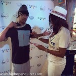 Karen Civil and Nick Cannon Host Project C.A.N.V.A.S at SXSW [Pictures]