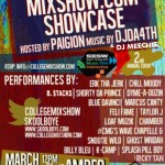 Special Event: The College Mixshow.com Showcase at SXSW with Performances by K. Camp, Bleu Davinci, B. Stacks and More