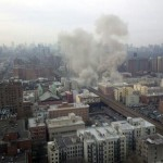 NYC Building Collapses, Explosion Heard Prior To The Tragedy [Video]