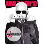 New Fashion Alert: Amber Rose Poses For Unleash'd Magazine April 2014