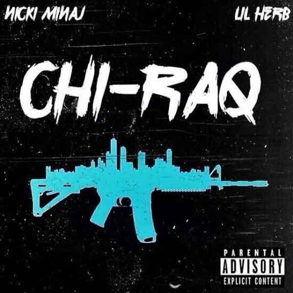 Nicki Minaj ChiRaq-600x600