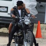 Jay Z & Beyonce Caught Riding While Sexy For Mystery Project! Could Kim & Kanye Be The Inspiration?