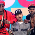 Jason Derulo Performs With 2 Chainz On BET's 106 & Park