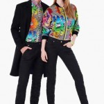 New Fashion Alert: Versus Versace Fall/Winter 2014 Lookbook
