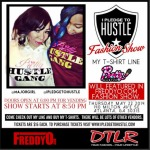 """I Pledge to Hustle"" Celebrity Fashion Show by FreddyO Showcases Tonight"