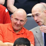 Ballmer Submits Winning Bid To Buy Clippers