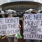 Brazil: World Cup Vs. Poverty
