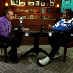 "Pusha T Talks Gay Rappers And The NFL Banning The N-Word On ""Larry King Now"" [Video Interview]"