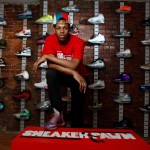 Teen Opens World's First $15,000 Sneaker Pawn Shop