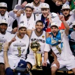 Spurs Claim Fifth Title