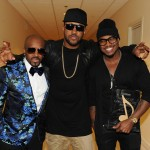 2014 ASCAP Rhythm & Soul Awards Honor Jermaine Dupri, Ne-Yo, and Mike WiLL