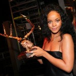 "Rihanna Wins ""Most Desirable Woman"" At Spike TV's Guys Choice Awards"