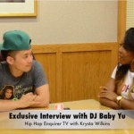 Exclusive Interview Part 1: DJ Baby Yu  Working with Young Jeezy, and his DJ Influences.