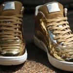 "New Fashion Alert: Nike Tiempo ""Metallic Gold"""