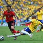 World Cup: Brazil And Mexico Ends In A Draw