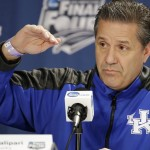Kentucky Head Coach John Calipari Signs New Deal