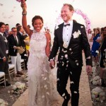 Rapper/Actress Eve Jumps The Broom With British Fashion Designer in Ibiza, Spain (Photos Inside)