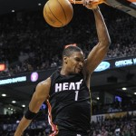 Chris Bosh Considering Rockets Deal