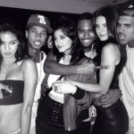 Jail Bait? Chris Brown and Trey Songz Cozy It Up With Teenage Girls
