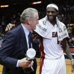 Pat Riley And LeBron Scheduled To Meet In Vegas