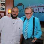 DJ Khaled Exclusive Interview with Larry King, Says Jay Z is A Genius, Drake is A Perfectionist and more (Video)