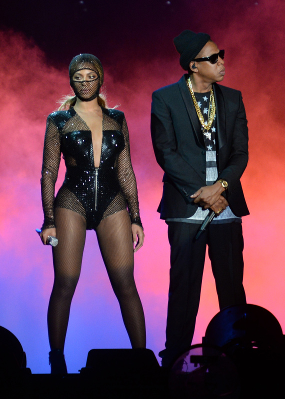 Beyonce' and Jay-Z Joint Album Complete and Will Be TIDAL Exclusive!