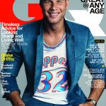 New Sports Alert: NBA Star Blake Griffin Covers GQ Magazine
