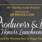 MP3Waxx.com Presents Special Deejays & Producers Honors Luncheon During BET Hip Hop Awards 2014 Weekend