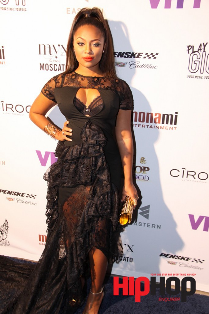 Reality Check? Love and Hip Hop LA Star Teairra Mari Charged with Assault