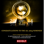 Global Spin Awards Announce 2014 Nominees [Video Alert]