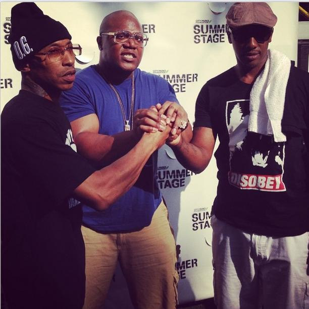 keith murray and fredro starr