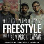 Kendrick Lamar LA Leakers Freestyle