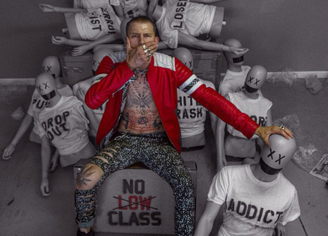 "[New Video Alert] Machine Gun Kelly – ""Raise The Flag"""