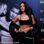 Exclusive Coverage: Rihanna Launches Men's Fragrance in Atlanta
