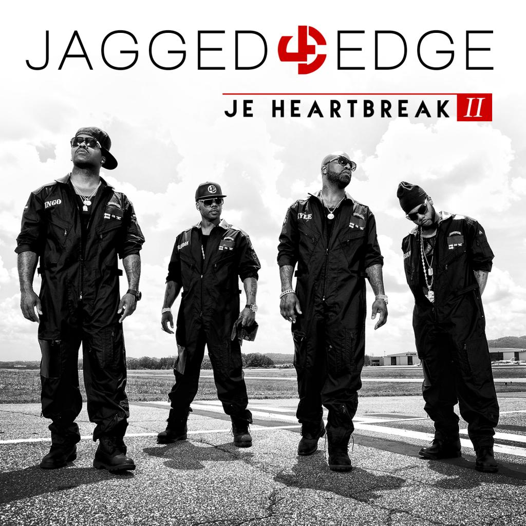 Congrats to Jagged Edge for Having the #1 R&B Album in The Country