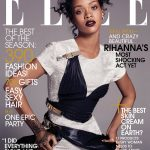 [New Fashion Alert] Rihanna Covers Elle Magazine's December Issue