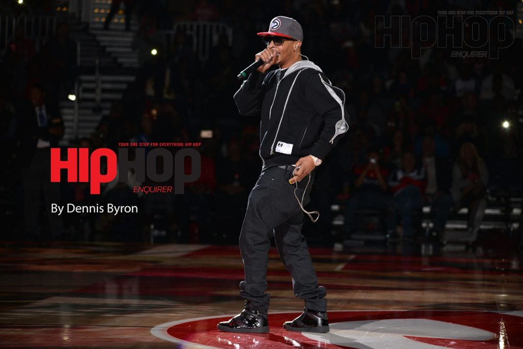 "[New Video Alert] T.I. X Young Thug ""About The Money"" And ""Mediocre"" At Atlanta Hawks Opener"