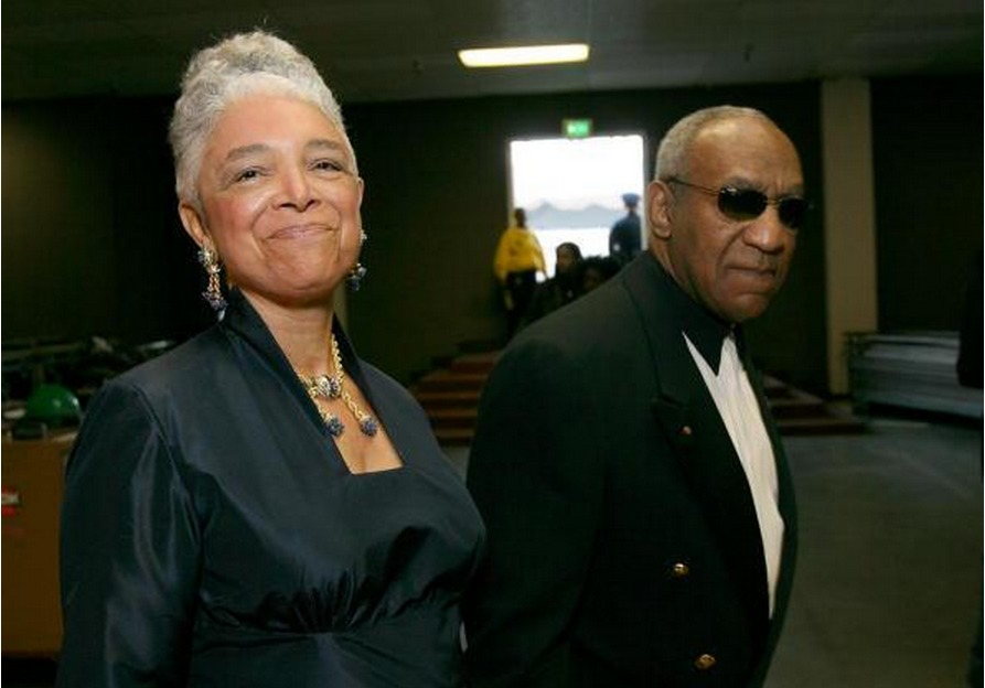 Camille O. Cosby and husband Bill Cosby